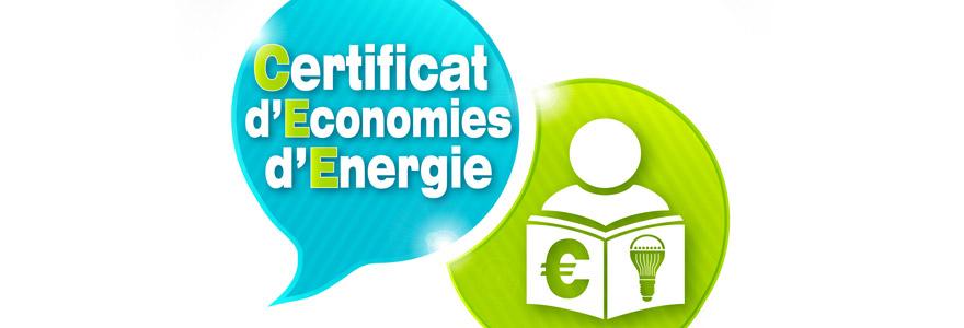 ertificats économies d'énergie